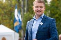 """""""Европейская солидарность"""" заявила о победе своего кандидата в Ровно"""
