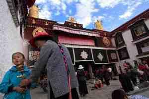 В Тибете задержаны сотни людей