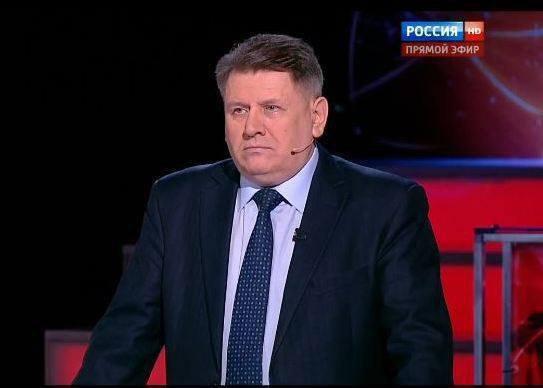 Виктор Гиржов на российском телевидении защищал позицию Украины