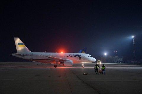 Украинские авиакомпании выполнят новые эвакуационные рейсы