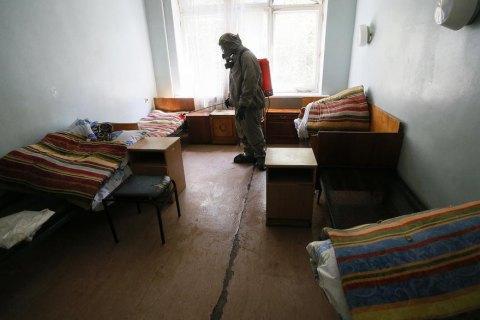 За вчера в Украине выявили 2 817 больных ковидом, в 12 регионах не сделали ни одной прививки