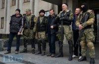 У Слов'янську захопили українського журналіста