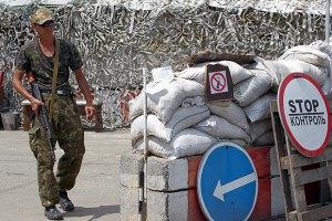 Бойовики планують покинути Донеччину як біженці до 18 серпня, - РНБО