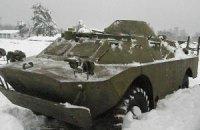 Белорусская армия распродает тротиловые шашки и шапки-ушанки