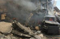 Жертвами взрыва в подконтрольном сирийским повстанцам городе стали 60 человек