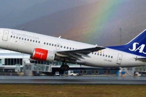 SAS відновить польоти в Україну через 8 років перерви