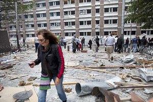 Украинцы не пострадали в терактах в Норвегии, - МИД