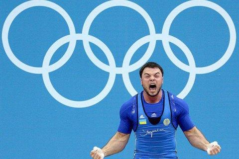 Допінг-проба українського чемпіона Олімпіади дала позитивний результат (оновлено)