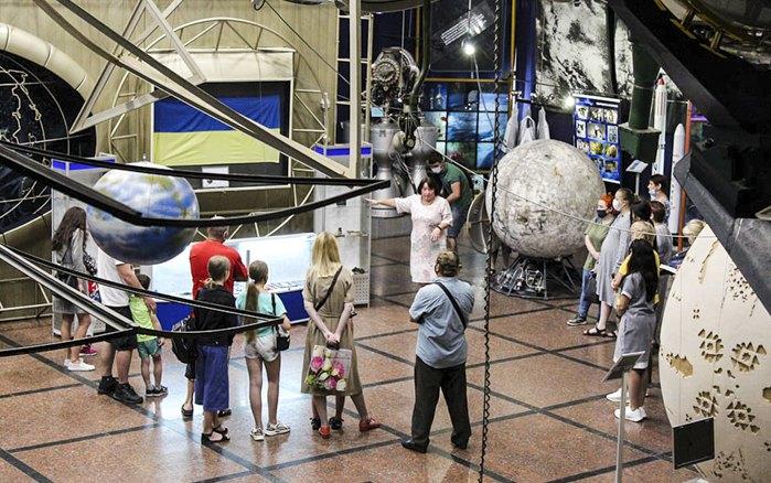 Національний музей космонавтики імені Корольова