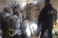 СБУ изъяла 3 тонны янтаря в Житомирской области