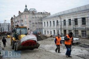 Генплан Києва передбачає будівництво на Андріївському нових будинків