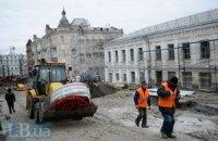 Генплан Киева допускает строительство новых домов на Андреевском