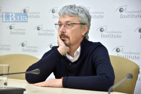 """Фракція """"Слуга народу"""" підтримала кандидатуру Ткаченка на посаду міністра культури"""