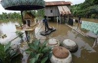 В Камбодже наводнение унесло жизни 30 человек