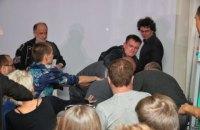 Встреча с российским художником Павленским в Одессе закончилась поножовщиной