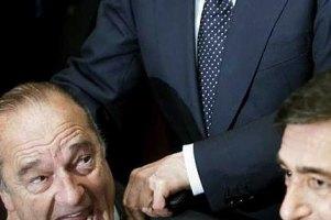 Суд над Шираком начался в заочном режиме