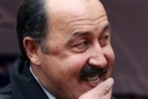 Газзаев стал новым тренером ФК «Динамо»