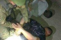В Николаевской области задержана группа диверсантов