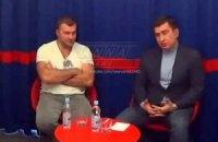 Экс-депутат Марков сопровождал Пореченкова в донецком аэропорту
