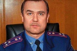 Начальник ДАІ звільнився після скандалу в київській інспекції (оновлено)
