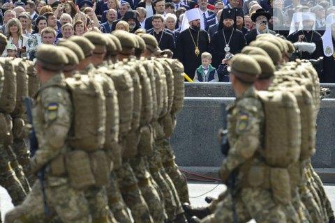 Україна зайняла 30-те місце в рейтингу кращих армій світу, - Міноборони