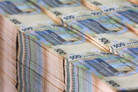 Остаток средств в казне правительства достиг рекордных 75,7 млрд гривен