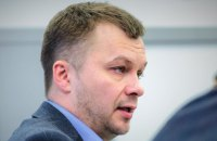 """Милованов відмовився спілкуватися з журналістами, посилаючись на """"відсутність імунітету після операції"""""""