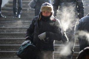 В Украине снова ожидается снижение температуры до -30