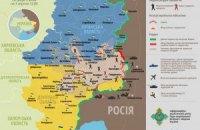 До блокпоста в Слов'яносербську прийшло підкріплення
