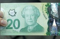Украина взяла кредит в канадских долларах