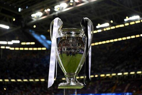 В 1/8 финала Лиги чемпионов осталось лишь 4 вакансии