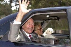 Болонка Жака Ширака не прошла фейс-контроль в казино