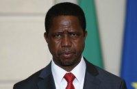 Оппозиция Замбии оспаривает результаты президентских выборов