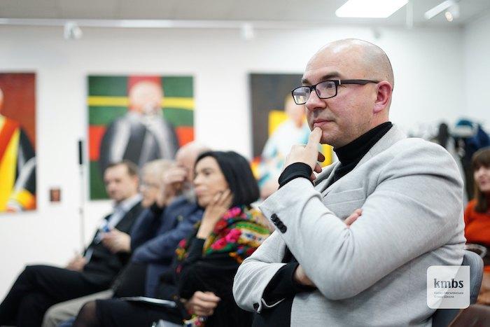 З церемонії нагородження лауреата Премії імені Юрія Шевельова 2018 року