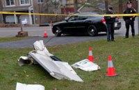 На Прикарпатье упал самолет: есть жертвы