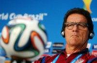 Фабіо Капелло оголосив про завершення тренерської кар'єри
