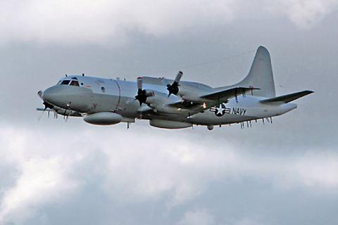 Вблизи русских  баз вСирии увидели  самолеты-разведчики ВМС США