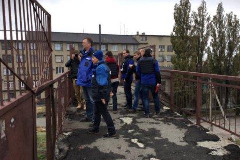 ОБСЕ зафиксировала более 200 взрывов под Донецком
