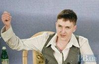 Савченко: Крым вернется в Украину после Третьей мировой