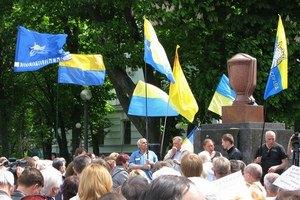 В Киеве проходит День гнева(ОБНОВЛЕНО)