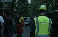 В Киеве произошел взрыв в девятиэтажке