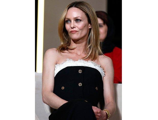 Член жюри, французская актриса Ванесса Паради