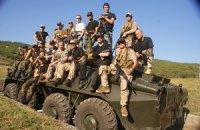 Британцы готовят боевиков на крымском полигоне