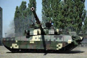 """Украина передала Таиланду пять танков """"Оплот"""""""