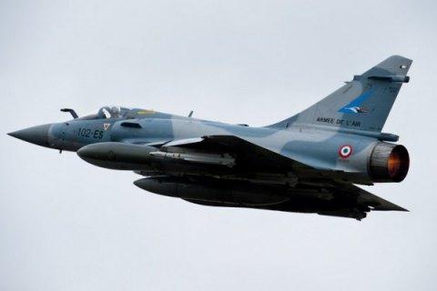 Франция впервые нанесла авиаудары по ИГ в Сирии (обновлено)