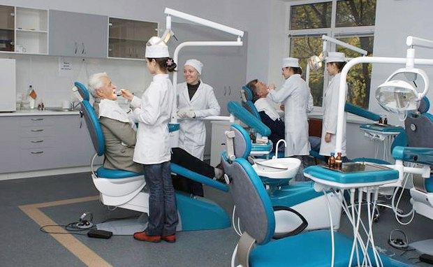 Стоматологічний медичний центр Національного медуніверситету ім Богомольця