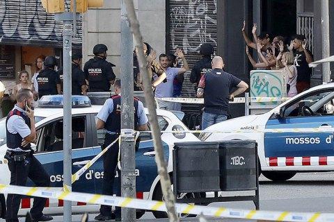 Теракт у Барселоні організувала група з 8-12 осіб, - слідчі