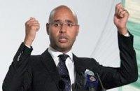 Сын Каддафи присоединился к оппозиционерам