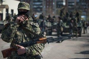 Боевики напали на воинскую часть в Артемовске (обновлено)