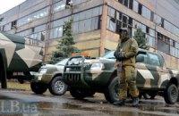 З Києва в зону АТО відправили два десятки позашляховиків
